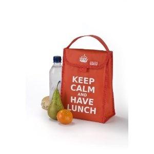 Polar Gear Keep Calm Lunch Bag £1.30