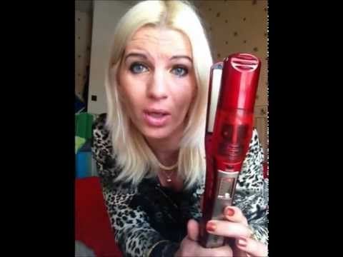 Babyliss hair straighteners - when you can't afford the SteamPod from L'Oréal …