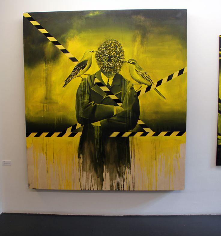 Artist Elmar Lause / Heliumcowboy Art Space