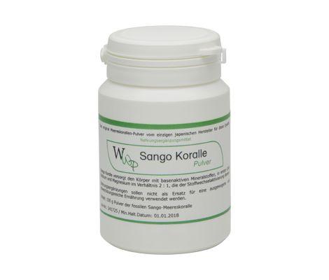 Sango Koraal poeder bevat de basische mineraalstoffen calcium en magnesium die ter ondersteunening dienen voor het lichaam. | De Gezonde Bron, dé webshop voor natuurlijke verbetering van uw gezondheid.