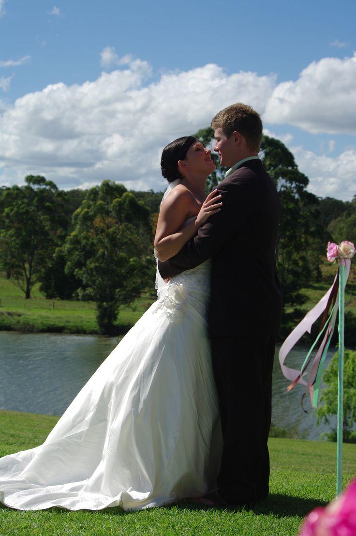 create your special garden wedding