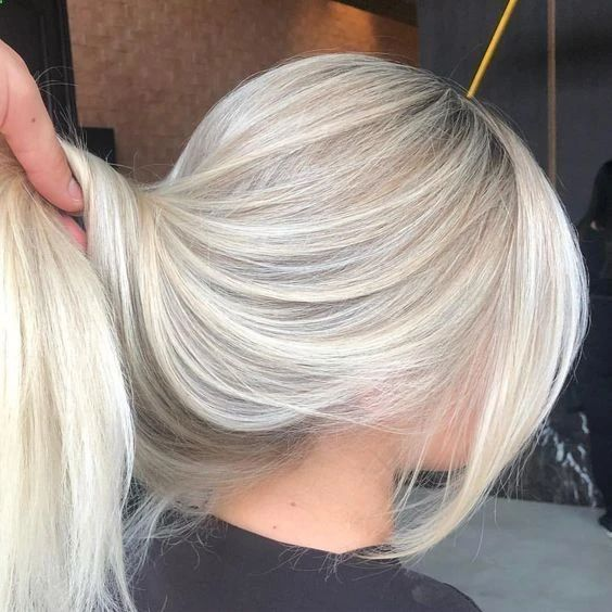 Blonde Wigs Lace Frontal Uncle Fester Blonde Wig in 2020 | Blonde hair shades, Frontal hairstyles, Platinum blonde hair