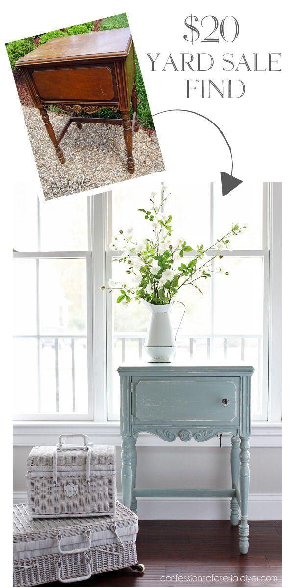 1204 best Restauration meubles  objets images on Pinterest