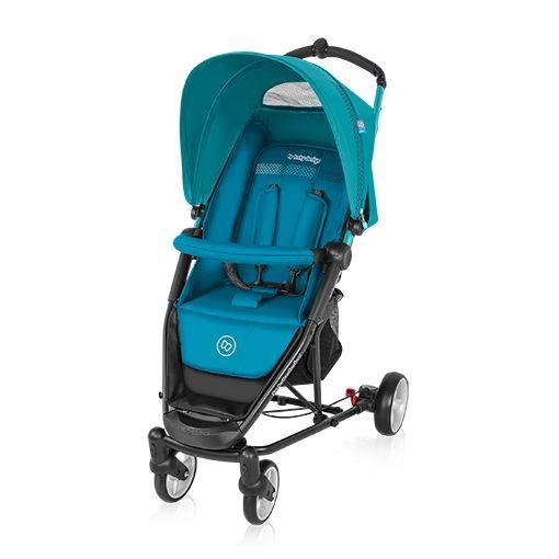 Baby Design Enjoy sportbabakocsi - 2016 05 turquoise