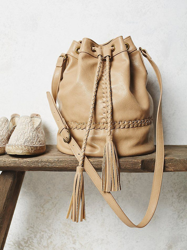 Free People Tempest Bucket Bag, €63.96