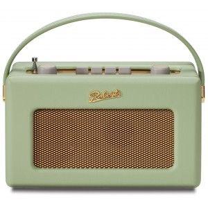 vintage radio van Happy Housewife. Ik zou daar ook een happy housewife mee zijn