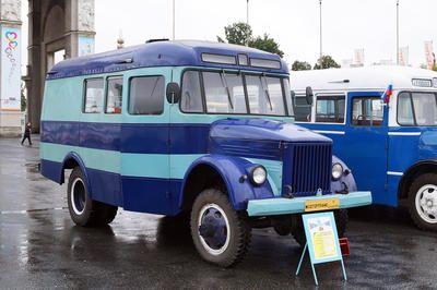 Полноприводный вариант КАвЗ-663