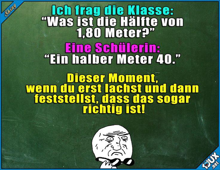 Oft führen auch andere Wege zum Ziel :) #Schule #Schulzeit #Kindheit #Kindheitsmomente #Humor #Witze #lachen #rechnen #Mathe