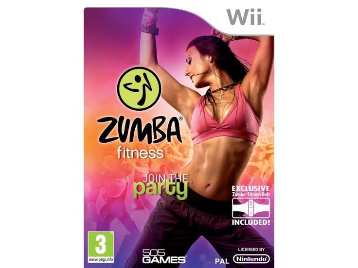 Zumba Wii Fitness