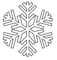 Resultado de imagen para moldes de vela y copos de nieve navidad en fieltro