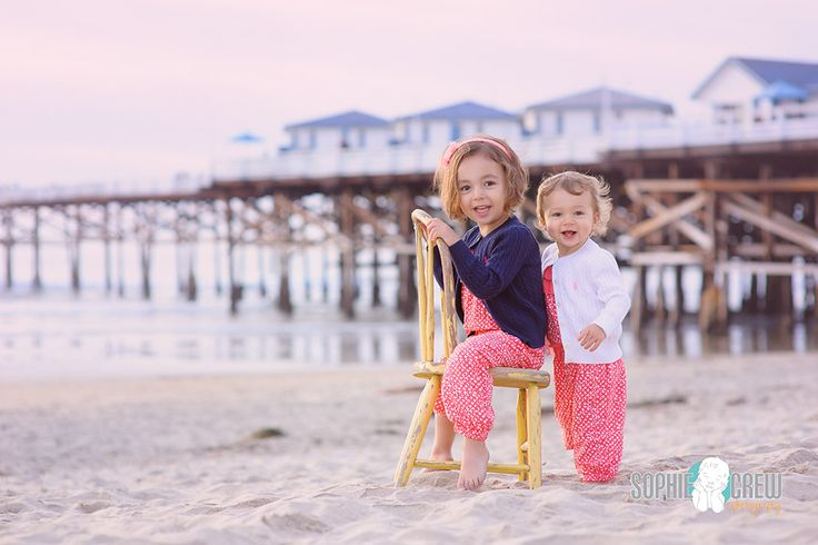 Family beach session at Crystal Pier - Sophie Crew Photography | San Diego Photographer | Maternity | Newborn | Baby | Child sophiecrewphotography.com