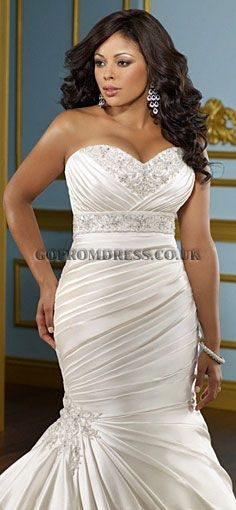 This dress is almost perfect! I would want straps or sleeves tho