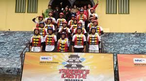 Image result for takeshi castle indonesia
