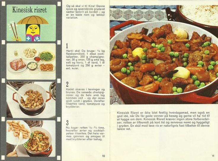 Kinesisk risret.