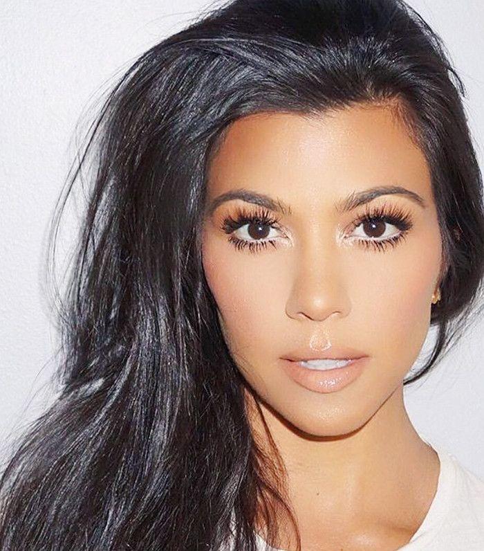 Exclusive: Kourtney Kardashian Tells Us Her Weight-Loss Secrets via @ByrdieBeauty