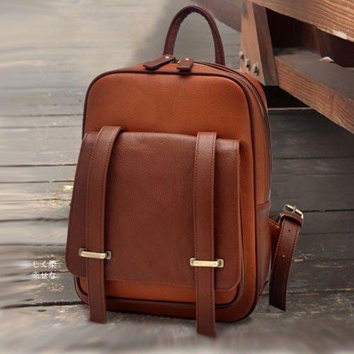 25 best Women's Bag images on Pinterest | Leather backpacks ...