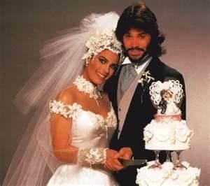 bo and hope: Life, Soap Opera, 1980 S, Wedding Dress, Days Of Our Lives, Daysofourlives, Hope