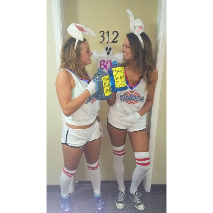 Space jam Halloween costume