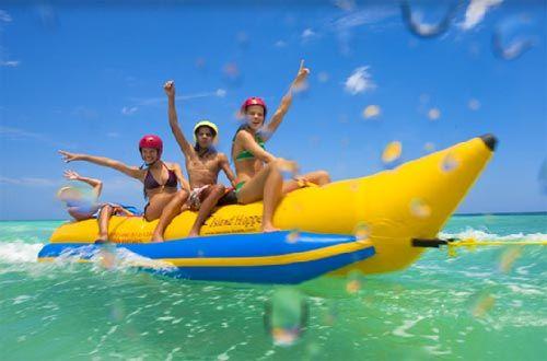 Banana Boat Rides Mexico Beach Florida
