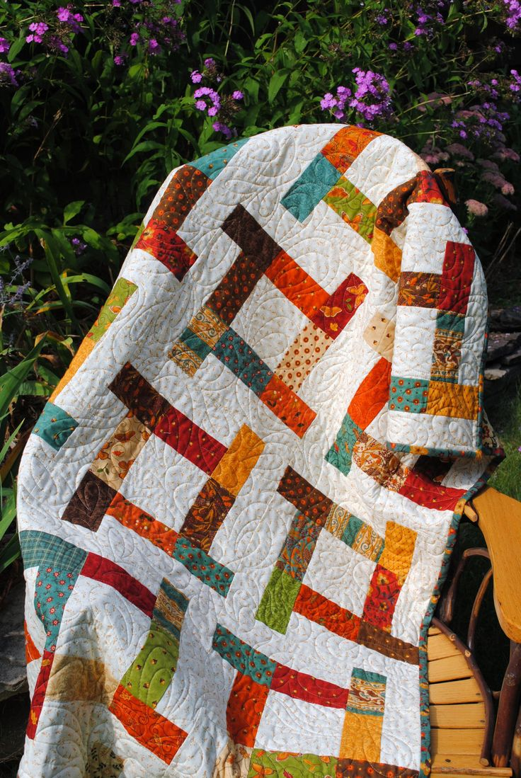 QUILT PATTERN easy and quick, layer cake, jelly roll ...