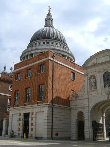 Paternoster Square, St Pauls