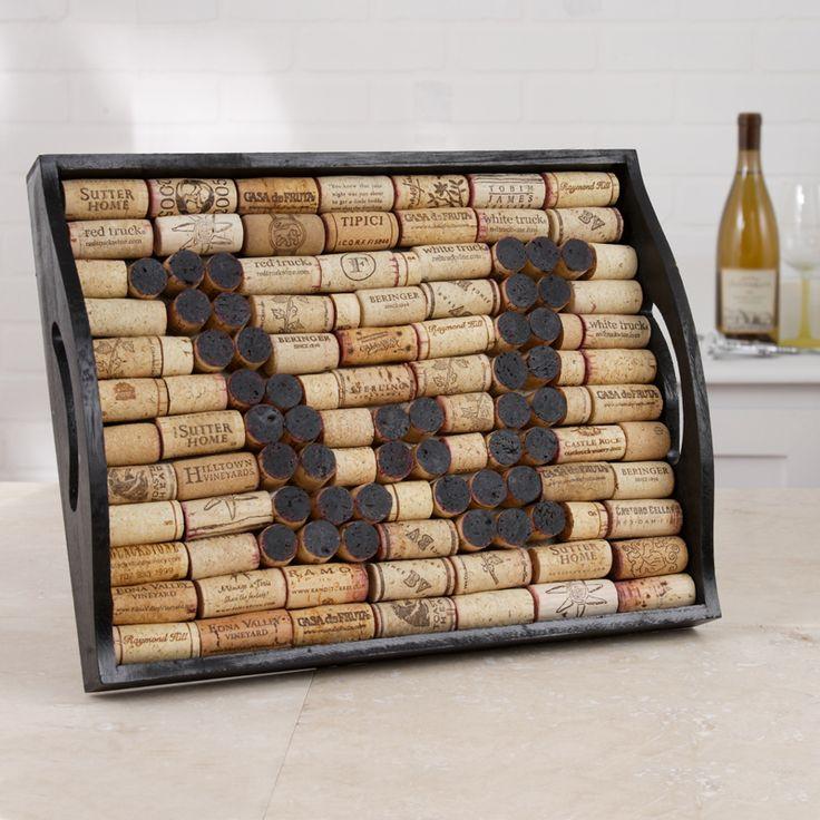 горловину фото использования винных пробок в быту племянницу дорогую