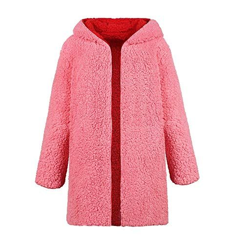 Enjoy exclusive for MODOQO Women's Long Cardigan Parka Coat Winter Warm Hoodies Outwear Overcoat online