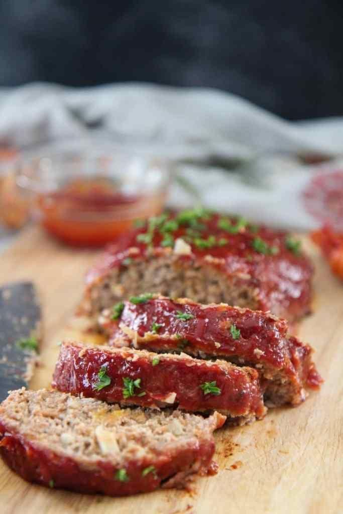 Classic Turkey Meatloaf Cooked By Julie Melt In Your Mouth Classic Turkey Meatloaf Perfectl Turkey Meatloaf Recipes Turkey Meatloaf Ground Turkey Meatloaf