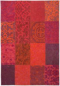 image for Louis de Poortere - Vintage Rugs Multi - Orange Purple