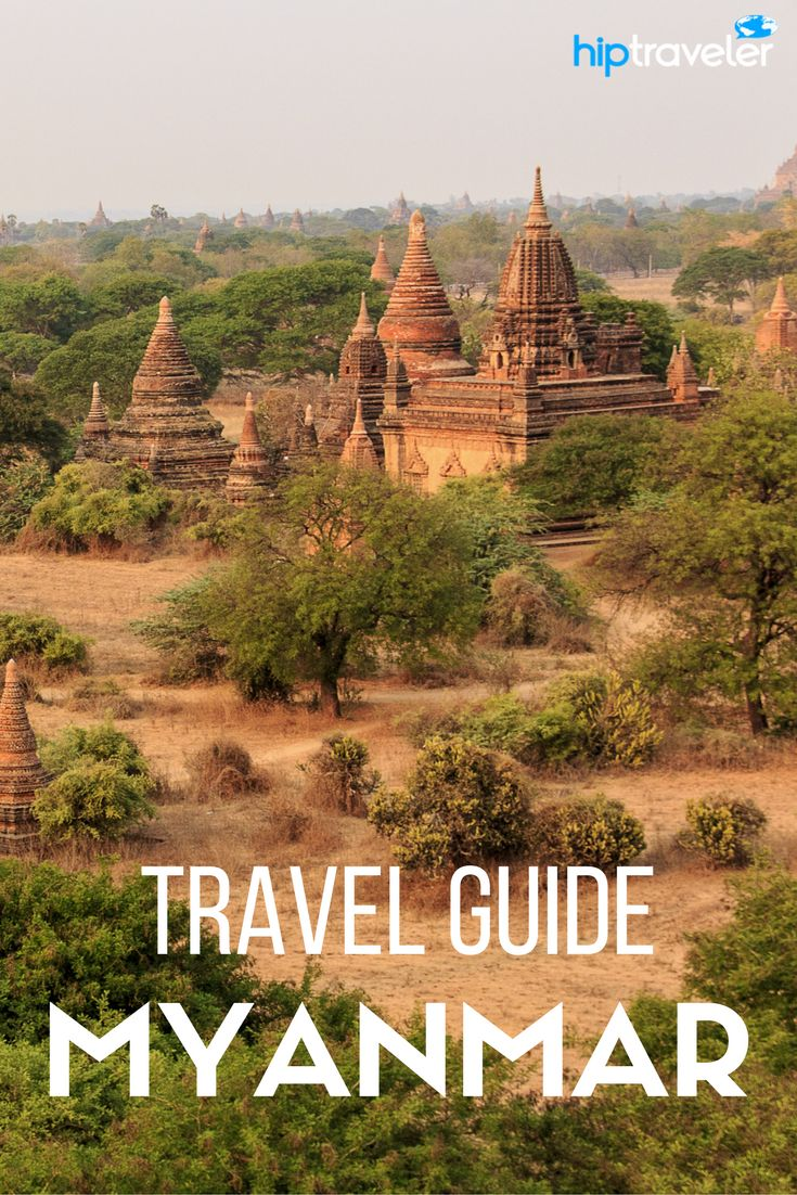 Bucket-list destinations to visit in Myanmar (Burma), a guide to the best that Myanmar has to offer including Yangon, Bagan, Inle Lake and Mandalay. | Blog by HipTraveler: Bookable Travel Stories from the World's Top Travelers