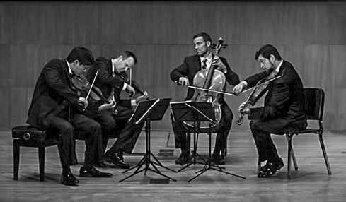 The Glamour and Glow of Miro Quartet's Schubert at Music Toronto reviewed by Stanley Fefferman