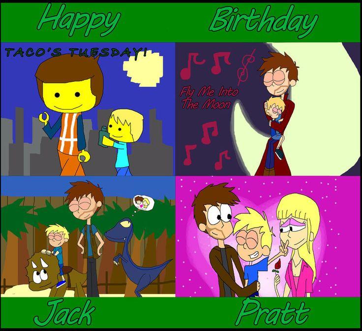 .:. Happy Birthday Jack Pratt  .:. by Rise-Of-Majora