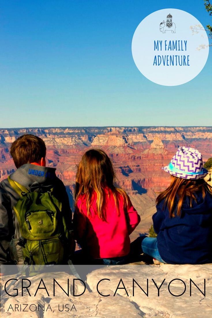 Grand Canyon and Sedona with Kids 469