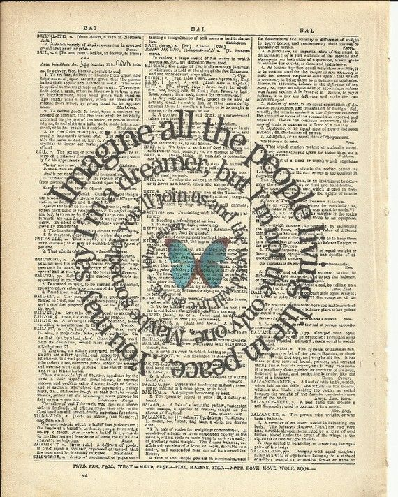 I would LOVELOVELOVE to find this have this framed!!                                                      John Lennon