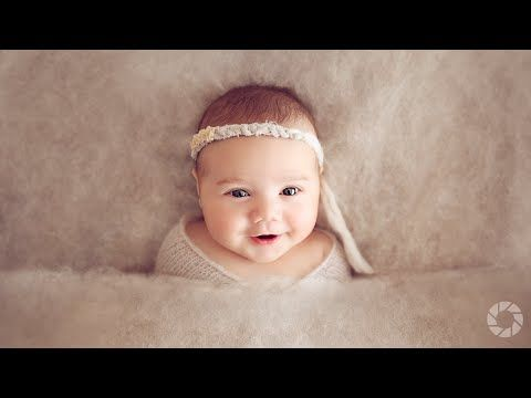 A NEWBORN PHOTOGRAPHY SESSION with Kelly Brown - YouTube