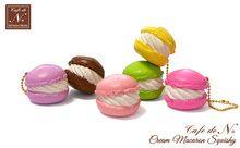 Cafe De N Cream Macaron Squishy | @giftryapp