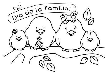 Menta Más Chocolate - RECURSOS y ACTIVIDADES PARA EDUCACIÓN INFANTIL: Actividades DÍA DE LA FAMILIA