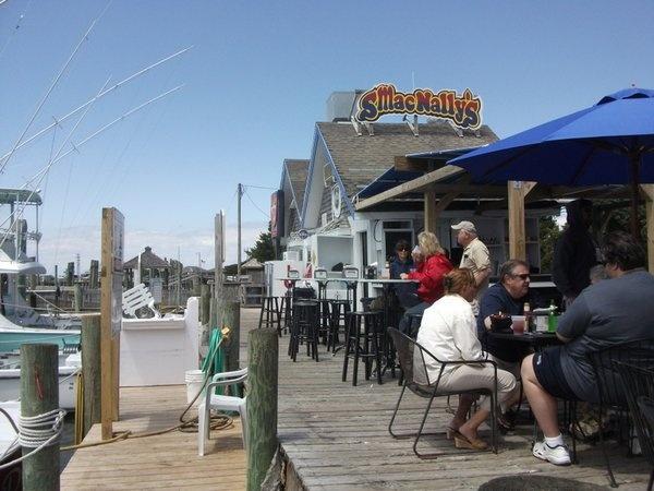 SmacNally's at Ocracoke Island. Love It!!!!!!!!