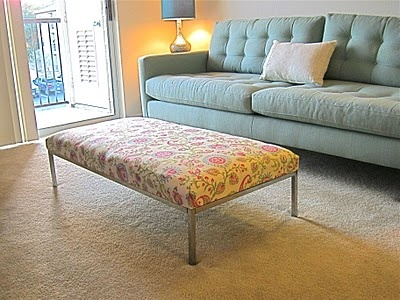 17 best images about diy coffee tables on pinterest for Ottoman coffee table ikea