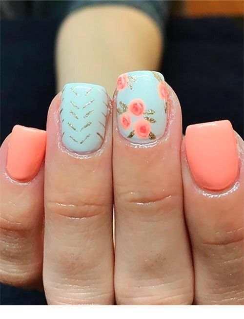120 Summer Nail Designs – LadyStyle