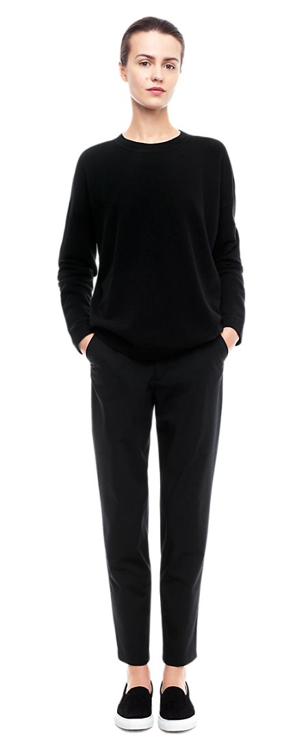 Fiona Peg Slacks - Trousers - Shop Woman - Filippa K