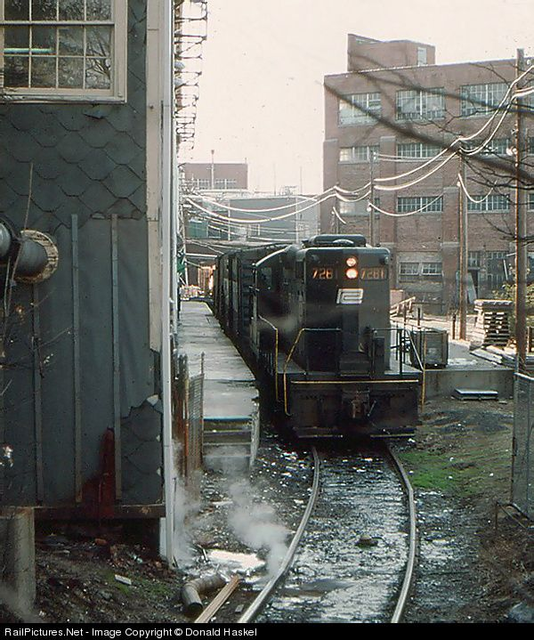 RailPictures.Net Photo: PC 7281 New York, New Haven ...