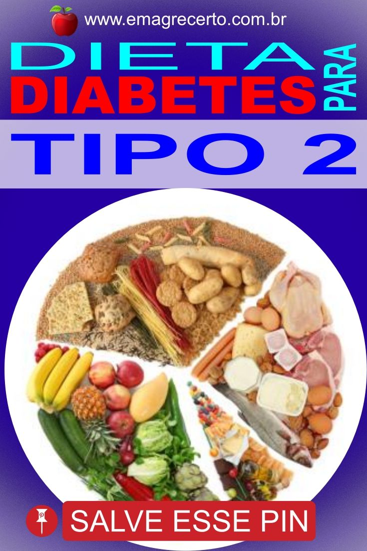 dieta de diabetico tipo 2