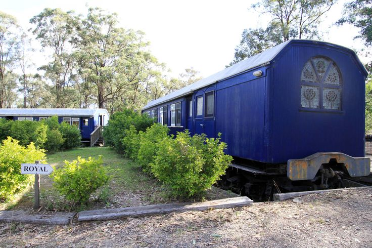 Royal  train carriage   Pokolbin, new South Wales, Australia - Get $25 credit with Airbnb if you sign up with this link http://www.airbnb.com/c/groberts22