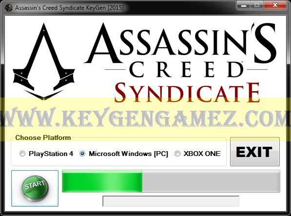 Are you looking for Assassin's Creed Syndicate KeyGen? If the answer is YES, you've got in the right place. I suggest you to read this whole post if you wanna find out how to get some license codes with Assassin's Creed Syndicate KeyGen software for Assassin's Creed Syndicate video game.