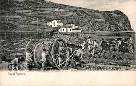 History of the Atlantic Cable