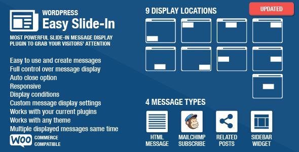 Easy Slide In for WordPress