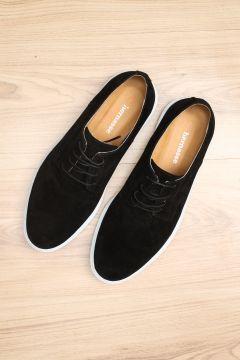 HERNASSE Siyah Süet Erkek Casual Ayakkabı https://modasto.com/hernasse/erkek-ayakkabi/br13130ct82 #erkek