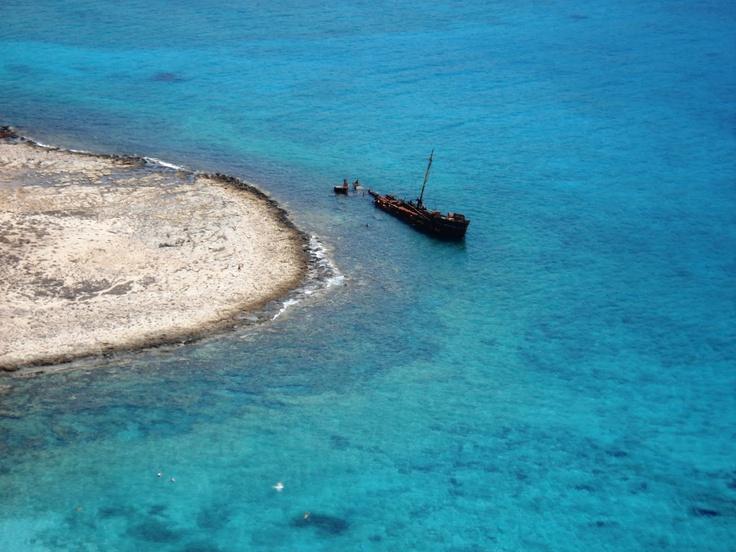 Chania, Gramvousa island