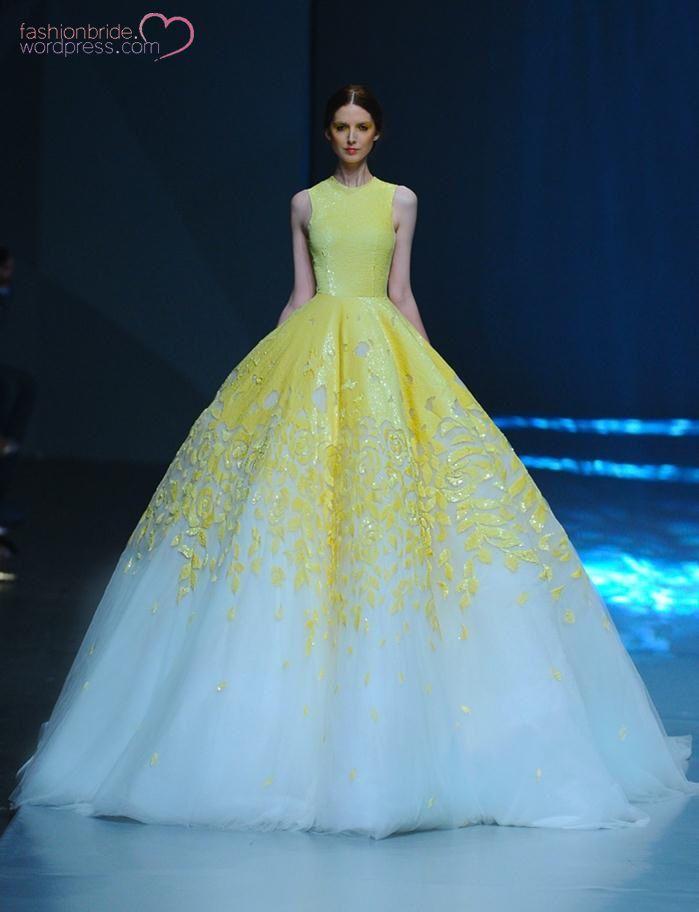 Michael Cinco 2014 Fall Bridal Collection   Fashionbride's Weblog